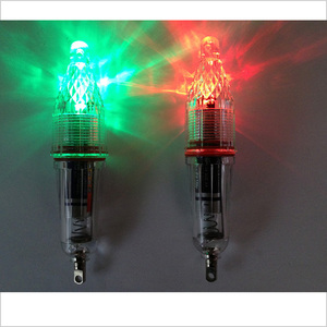 Waterproof high quality led attracting fishing light