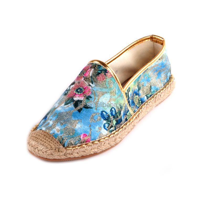Nueva modelismo encanto topshop mujeres alpargatas suela yute fashion shoes