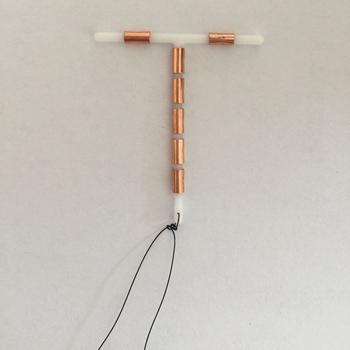 Dispositivo anticonceptivo de cobre