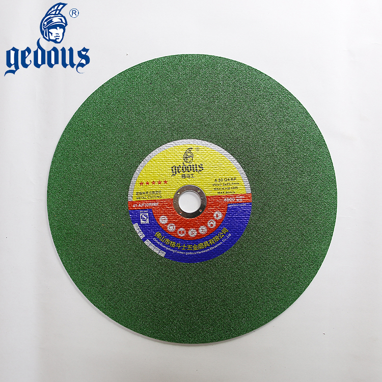 400x3.2x25.4mm 5star geen 16 inch cutting disc