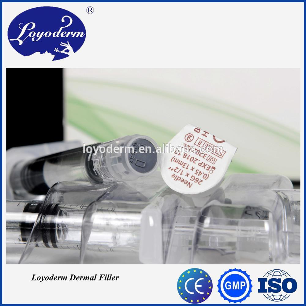 Cross Linked New Hyaluronic Acid Filler 10ml Buttock