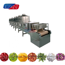 Nutrition preserved infrared microwave vacuum fruit dryer