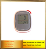 Waterproof 3d pocket pedometer for step,distance,calorie with clock,sleep,memory function