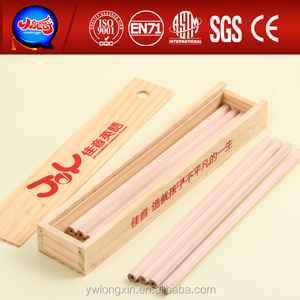 good quality pencil with wooden box