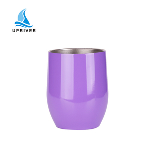 Wholesale 12oz 16oz 22oz vacuum insulated double wall travel coffee mug stainless steel tumbler with lid