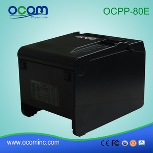 OCPP-80E-L 260mm/s Thermal Receipt Printer Used For lottery ticket