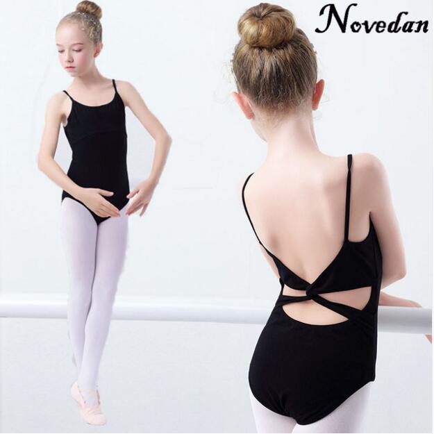 8fff8f52c Sexy Spandex   Cotton Child Dance Leotard Ballet Dancewear Kids ...