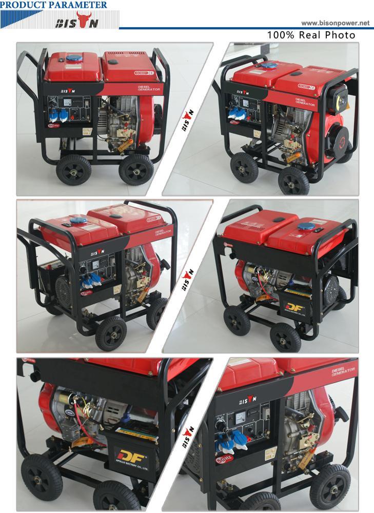 used generator welding machine