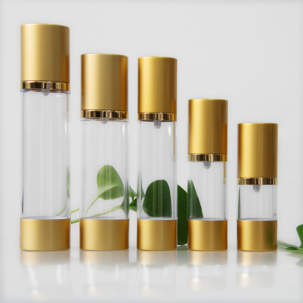 New design hot sale 100ml airless pump <strong>bottle</strong> 100ml empty <strong>bottles</strong> 100ml plastic <strong>bottle</strong>