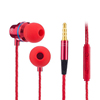 3.5mm Wired Earphone Super Bass Headset In-Ear Stereo Earbuds Headphone