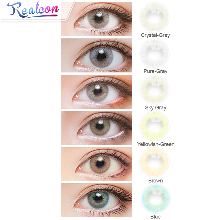 eye color contact lenses