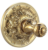 Brass Bath Towel Ring Golden Plated Towel Holder Hardware Accessory