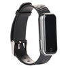 2017 new innovative ideas product QS50 smart wristband ECG heart rate monitor bracelet watch pedometer