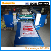 High quality automatic 3-5 colors pp polythene woven bag printing machine/used pp woven bag making machine with factory price