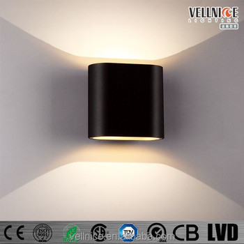 High Power Up And Down Led Indoor Wall Light With Unique Design ...