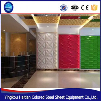 3D Board Lightweight PVC Bathroom Wall Covering Panels Cheap Interior Decorative Price