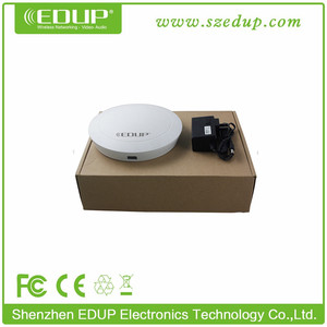 300Mbps High Power Wireless Access Point Internal Antenna Wall Mount / Indoor Ceiling AP