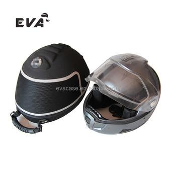 EVA Motorcycle Bicycle Helmet Carrying Storage Case
