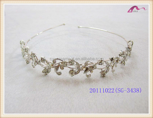 Fashion Beautiful Crown For Girls Hair Ornament