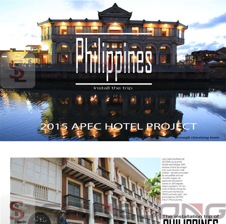 (APEC MEETING HOTEL )Las Casas Filipinas De Acuzar Hotel Kitchen Project