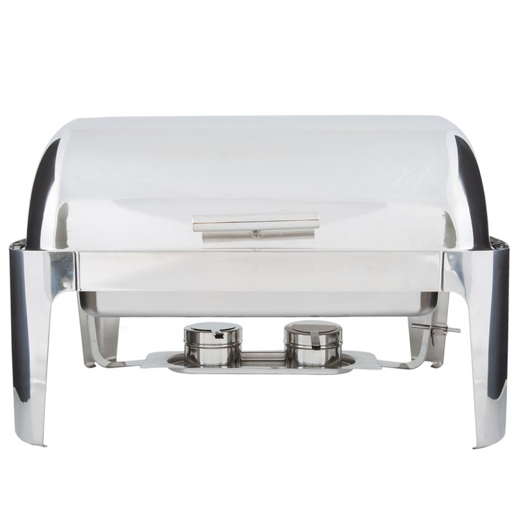 China Food Warmer Manufacturer Roll Top Chafing Dishes For Sale ...