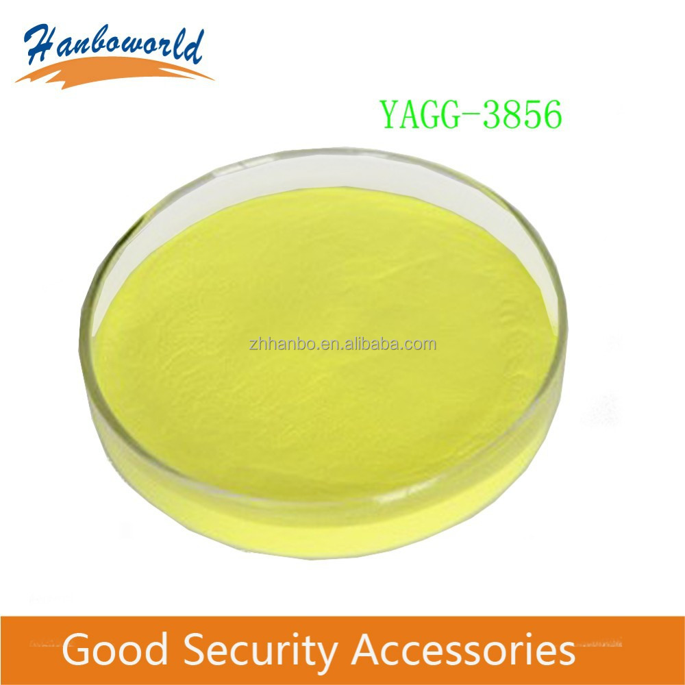 low price led yellowgreen phosphor fluorescent powder