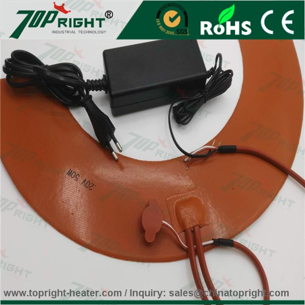 Silicone Rubber Heater Electric Engine Blanket Heater