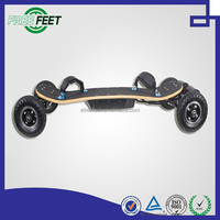 Wholesale cheap 4 wheels 200mm aluminum wheel kick scooter