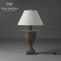 2017 American Rustic Decor Restaurant Decorative Lighting Table Lamp