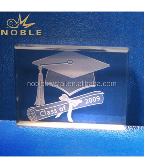paperweight crystal graduation gifts graduation souvenirs for Students