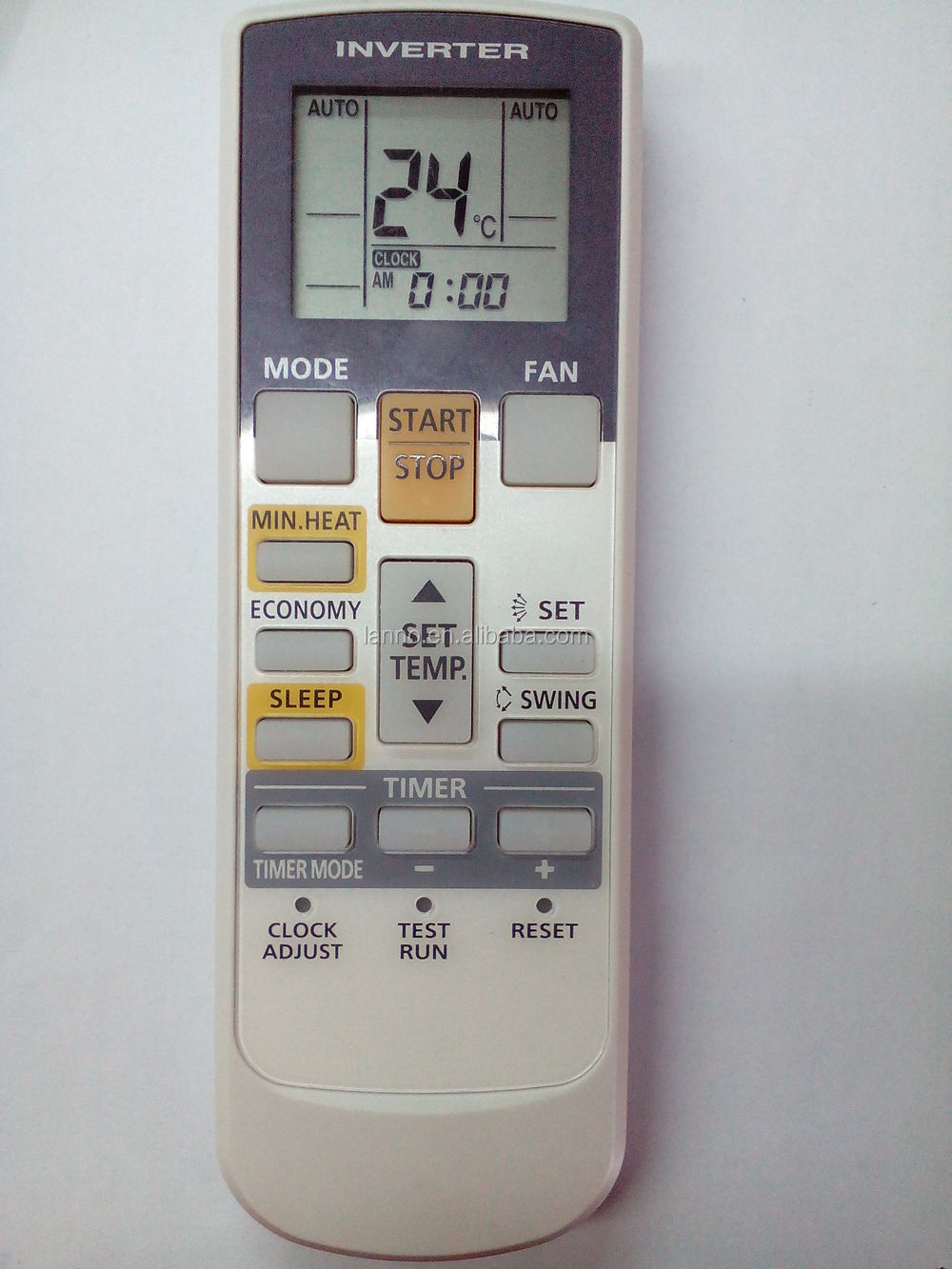 Remote Control For Fujitsu Inverter Air Conditioner