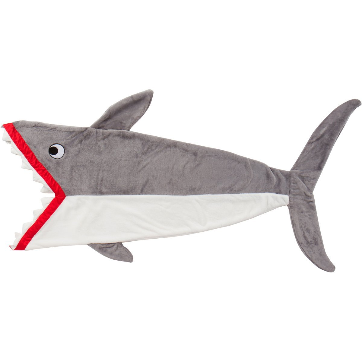 Toyzly Shark Blanket for Kids, Premium Quality, Fleece Tail
