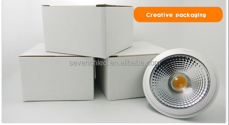 15w es111 led es111 15w gu10 led ar111 dimmable 15w 230v. Black Bedroom Furniture Sets. Home Design Ideas