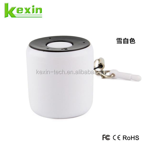 Portable Keyring Mini Bluetooth Speaker 2016 Best for Promotion