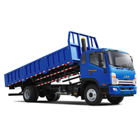 Low Price 5 Tons JAC 4x2 Small Dumping Truck for Sale