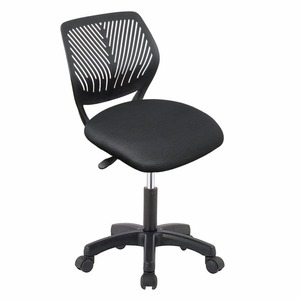 Hot sales Height Adjustable High Elasticity Back Visitor Reception Typist Chair with Wheels