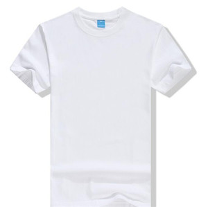 Custom Wholesale Blank T Shirt Plain Cheap White T Shirt