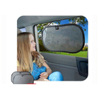 Car Sun Shade- Luxury 2-Pack Baby Car SunShades, Provides UPF 30+ Sun Protection For Babies