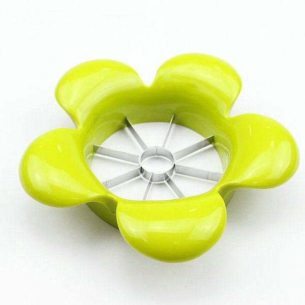 Stainless Steel Apple Slicer Splitter Cut Apples Corer Easy Cutter Cut Fruit Knife Peeler Cutter