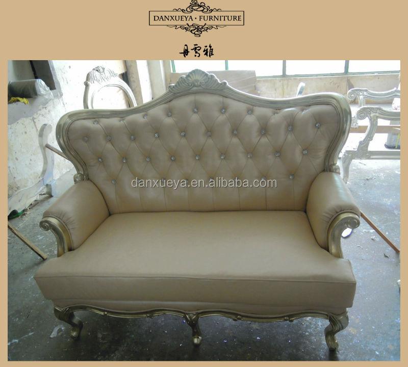 Wooden design luxury furniture factory price sofa sala set, view ...