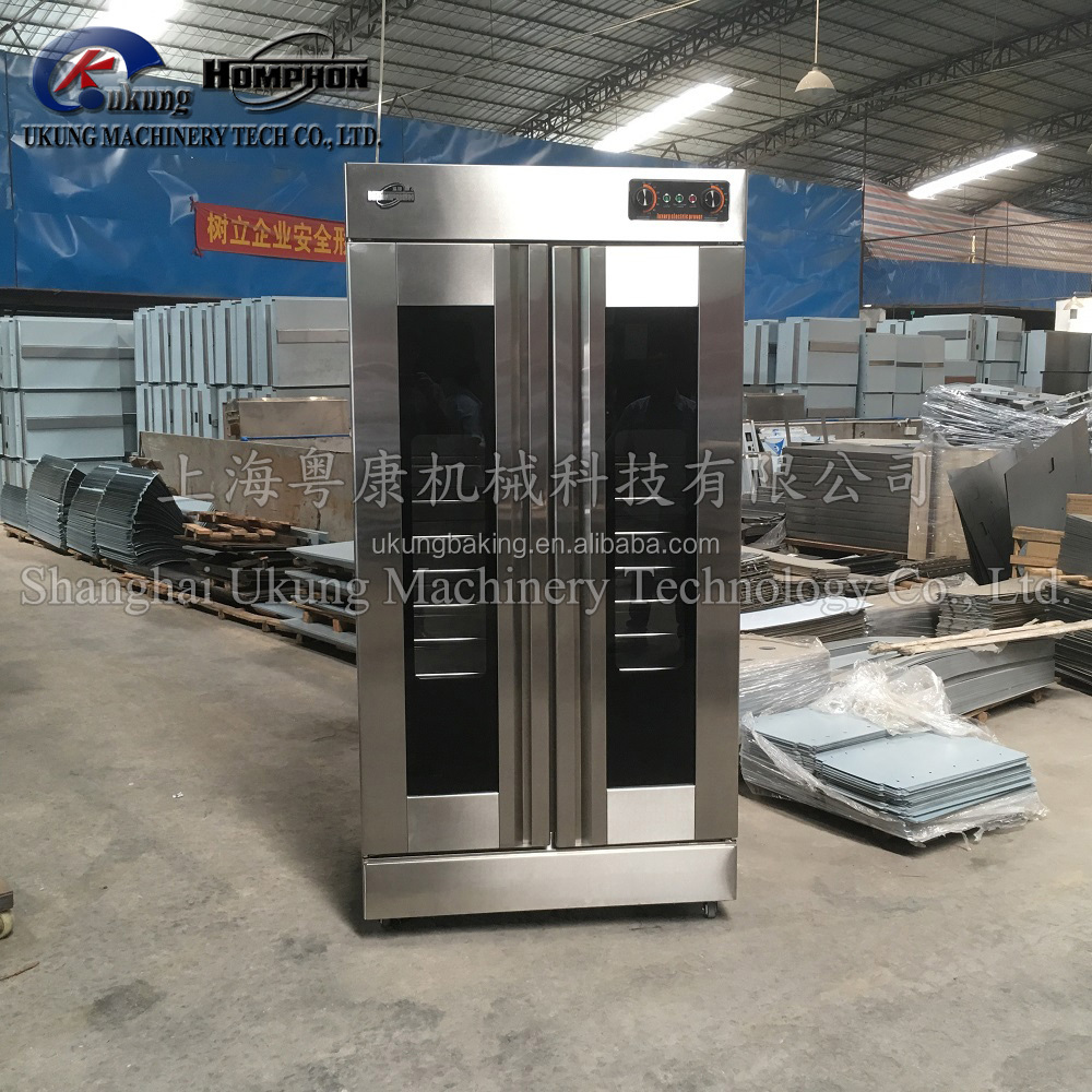 Bakery Oven Steam Injected Bread 26 Deck Oven Proofer Prices