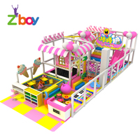 Zboy Soft Play Equipment Indoor Playground/Indoor Soft Play