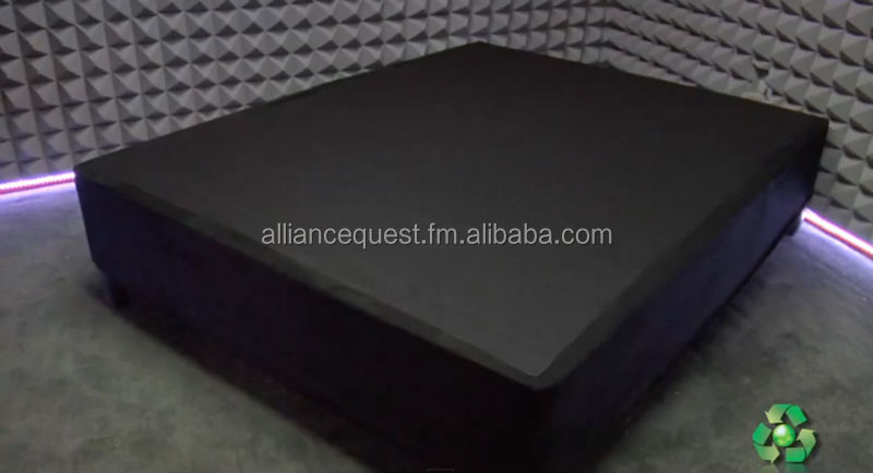 Knock Down 100% Recycled Plastic Bed Base