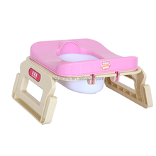 Comfy Cushy 3-in-1 Potty Chair,Potty Trainer and Step Stool