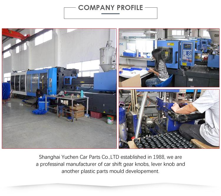 Vendas de fábrica YUCHEN Acrílico Dragon Ball Shift Knob Car Shift Engrenagem Knob