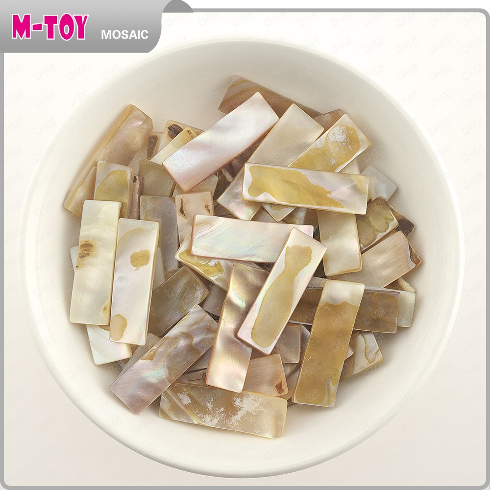 DIY KB020 Square mosaic shell handicraft