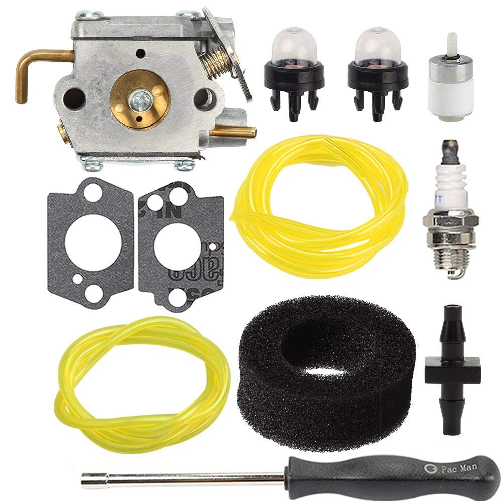 Carburetor Carb For Troy-Bilt TB10CS TB70FH TB70SS TB90BC Y780 YM20CS 753-04333