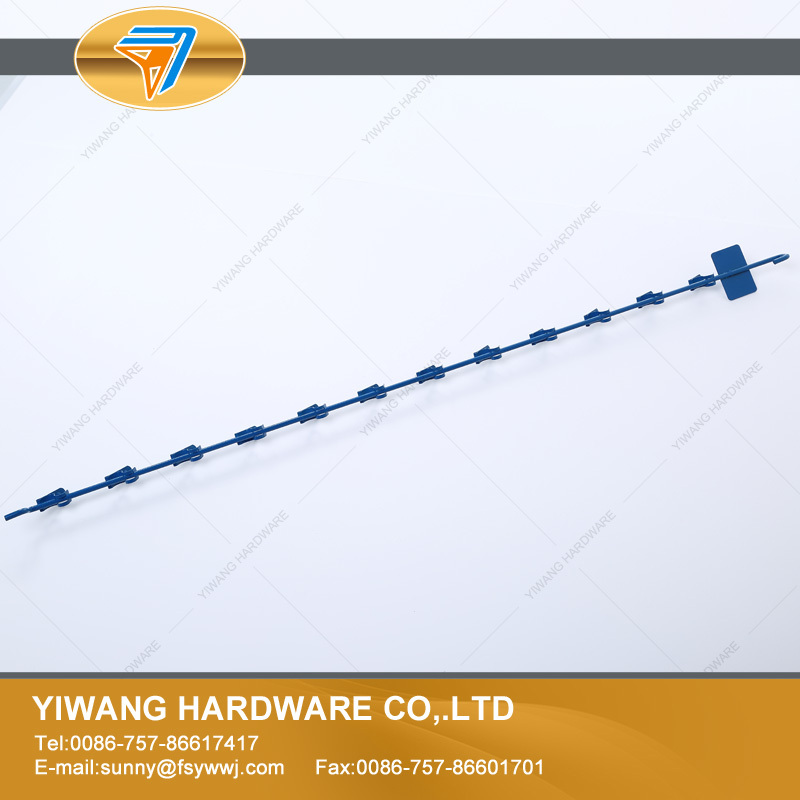 10 years manufacturer high quantity wholesale metal market hang strip