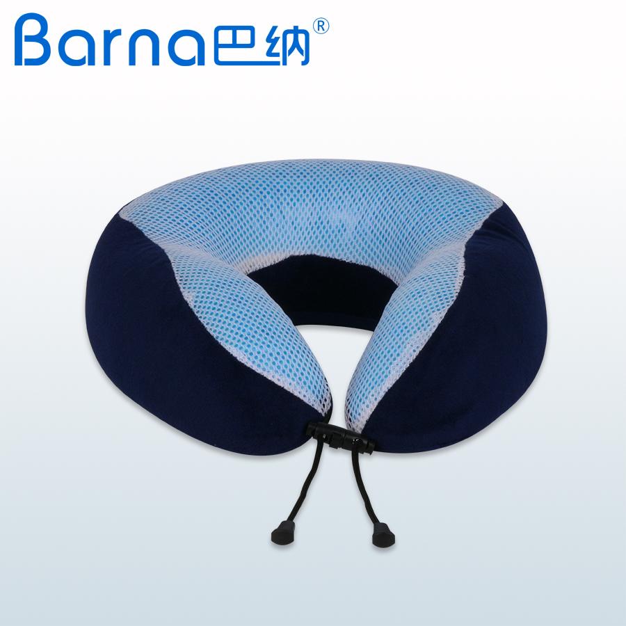 Good Night Comfortable Neck Pillow Memory Foam Anti Snore
