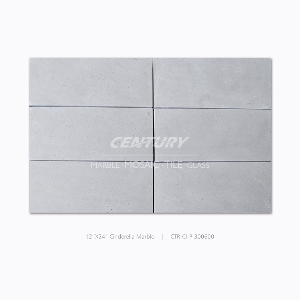 Factory Price Cinderella Gray Marble Floor And Wall Tiles